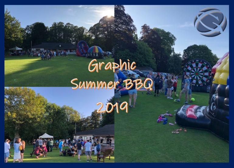 Graphic Summer BBQ